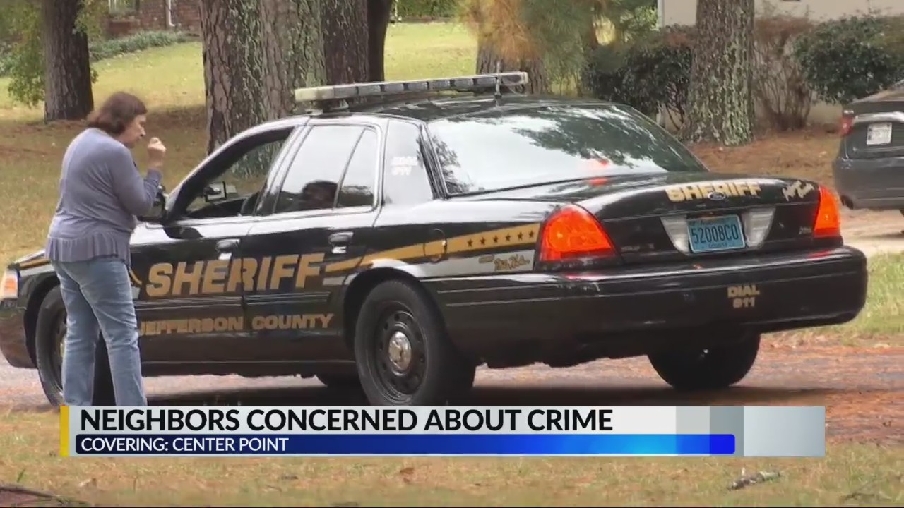 center point neighbors concerned of crime
