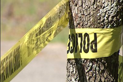 Jefferson County Sheriff police tape