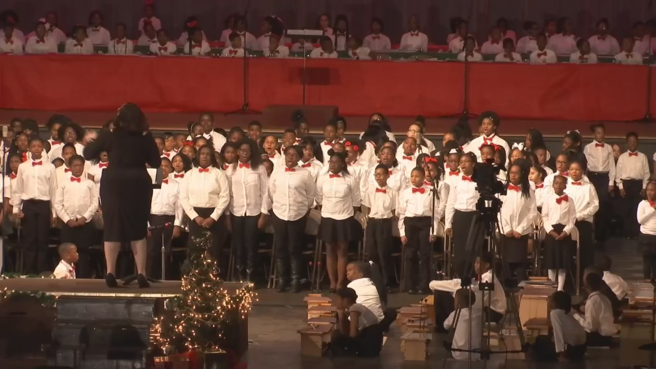 79th annual All-City Christmas Music Festival