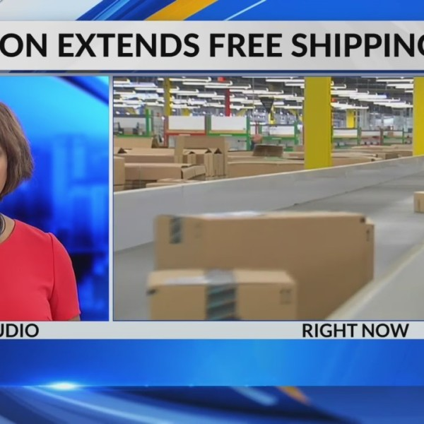 Amazon extends free shipping again