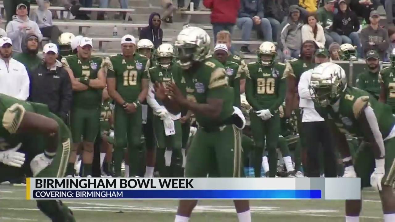 Birmingham Bowl Week