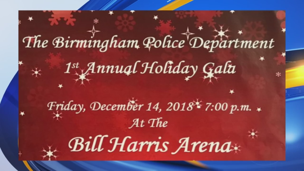 Birmingham Police Holiday Gala