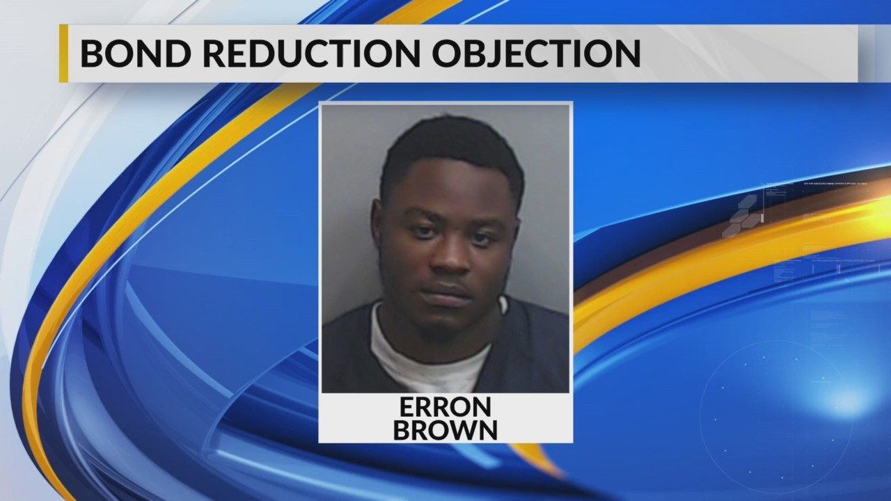 Bond reduction objection for accused Galleria shooter