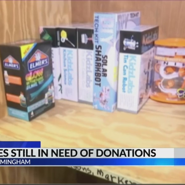Charities Still In Need of Donations