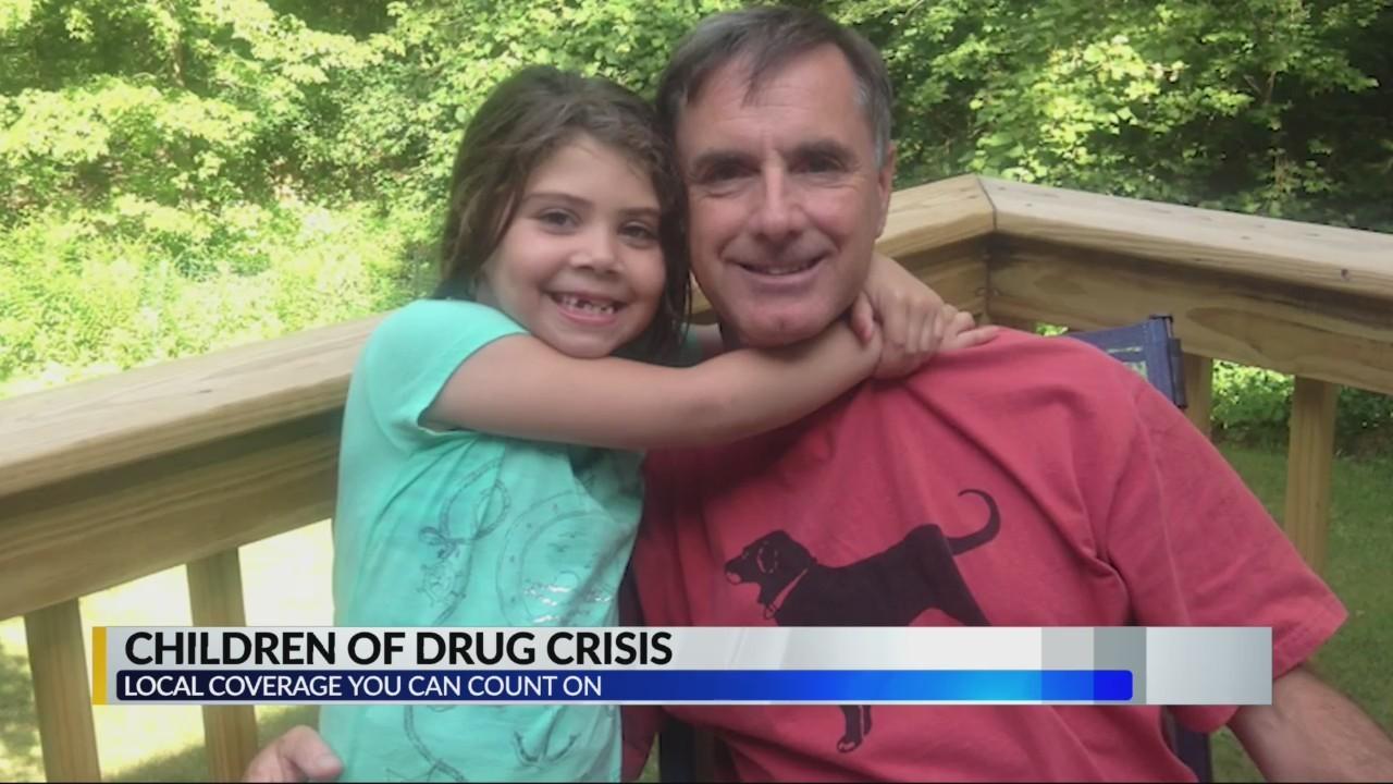 Children of drug crisis