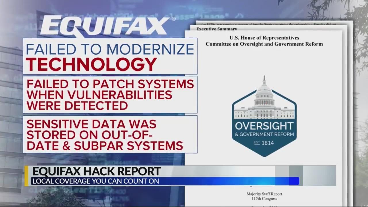 Equifax Data breach was preventable