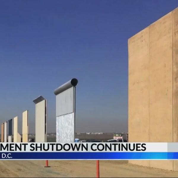 Government Shutdown continues