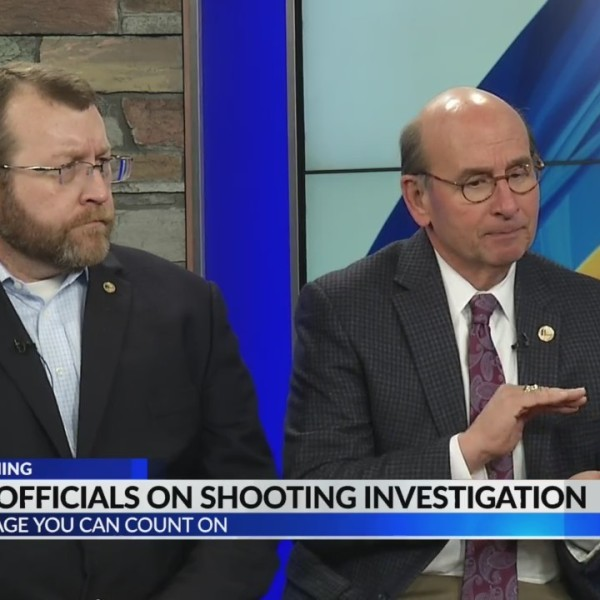Hoover officials on shooting investigation: Transparency