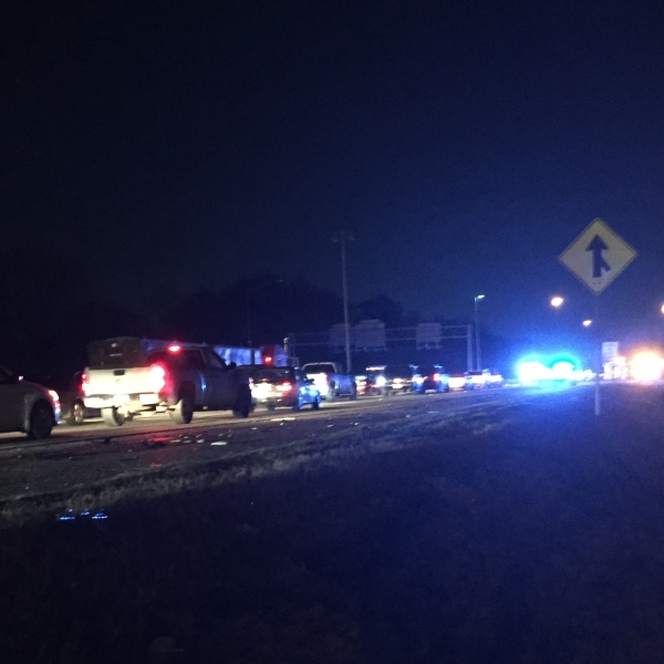 I-20 Traffic from wreck