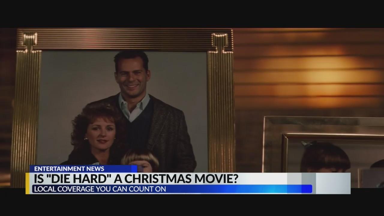 """Is """"Die Hard"""" a Christmas movie?"""