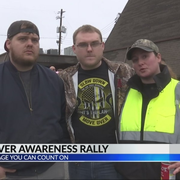 Move Over Awareness Rally