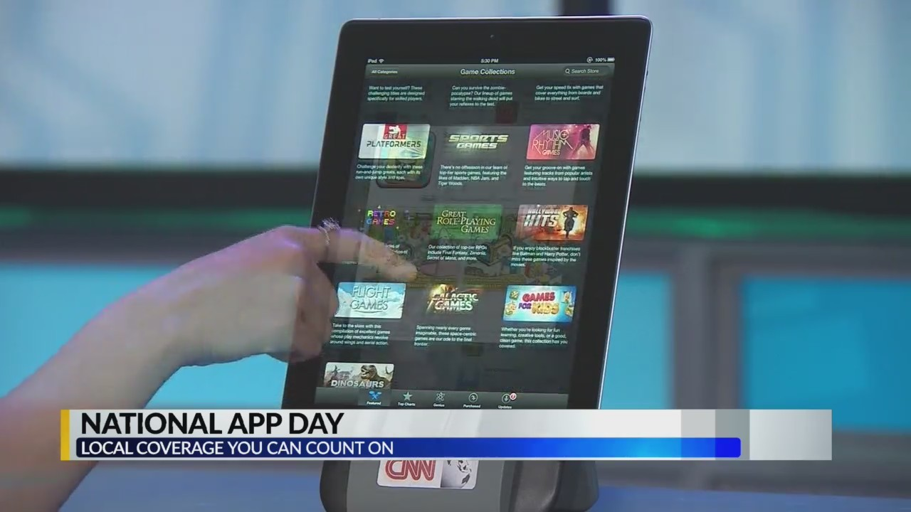 National App Day and Nosy apps