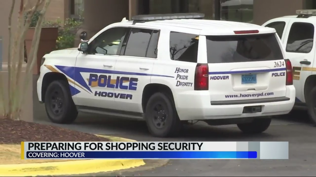 Preparing for Shopping Security