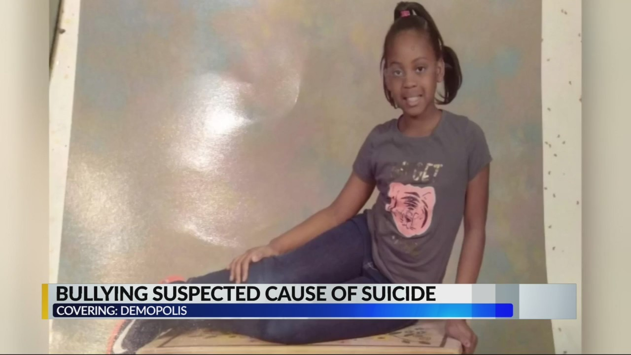 West Alabama mother blames bullying for daughters suicide