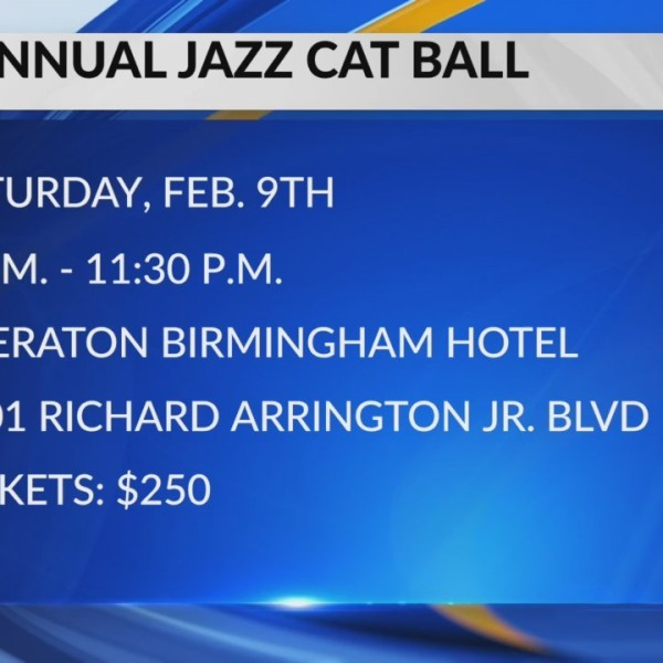 8th Annual Jazz Cat Ball