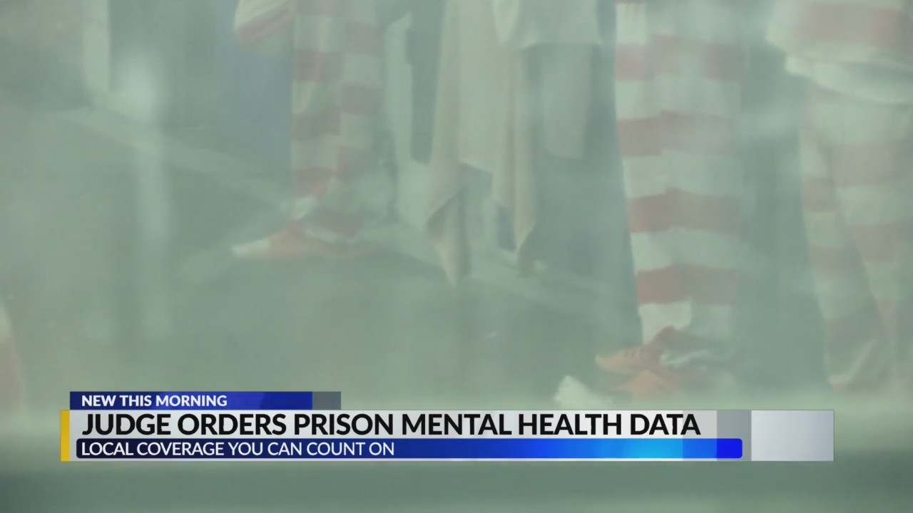 Alabama Department of Health wants data on prisoner mental health
