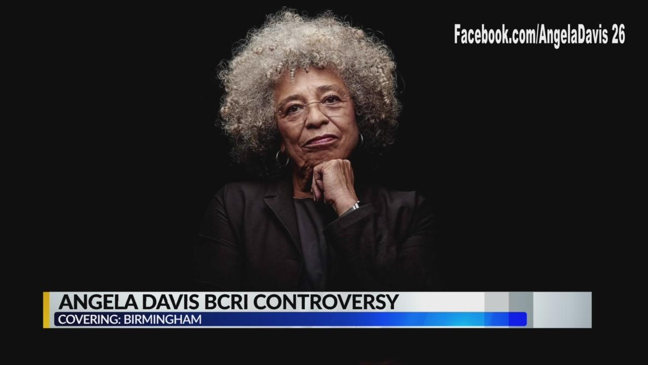 Angela Davis BCRI Controversy