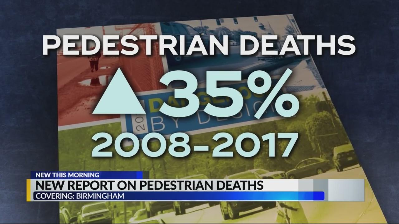 Birmingham #13 for pedestrian deaths