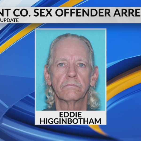 Blount County sex offender arrested