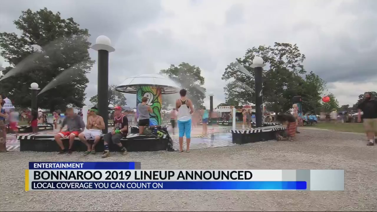 Bonnaroo 2019 Line up announced