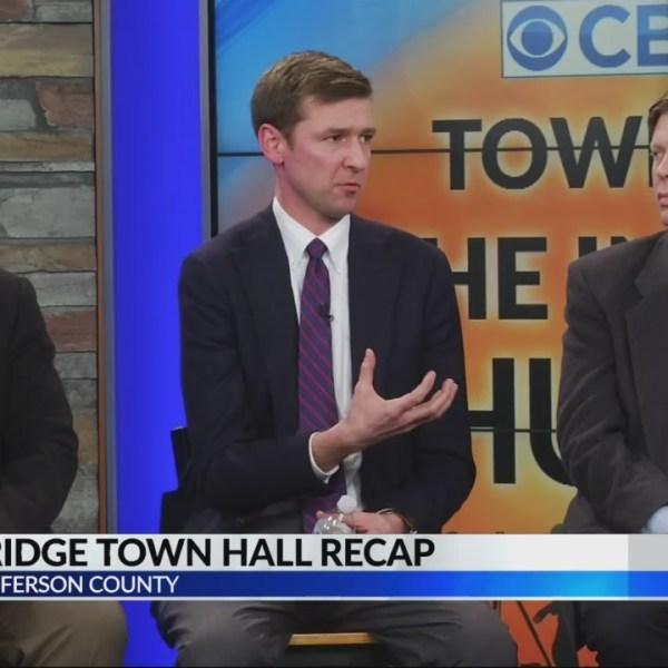 CBS 42 59/20 Town Hall recap