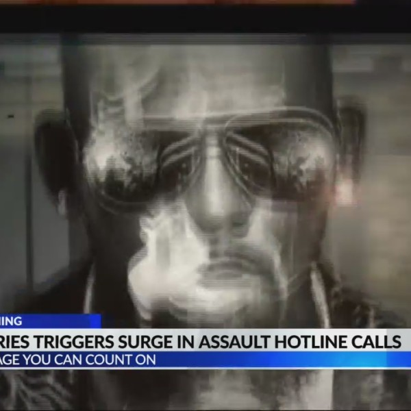 Crisis centers see increase in calls from those triggered by 'Surviving R. Kelly' docuseries