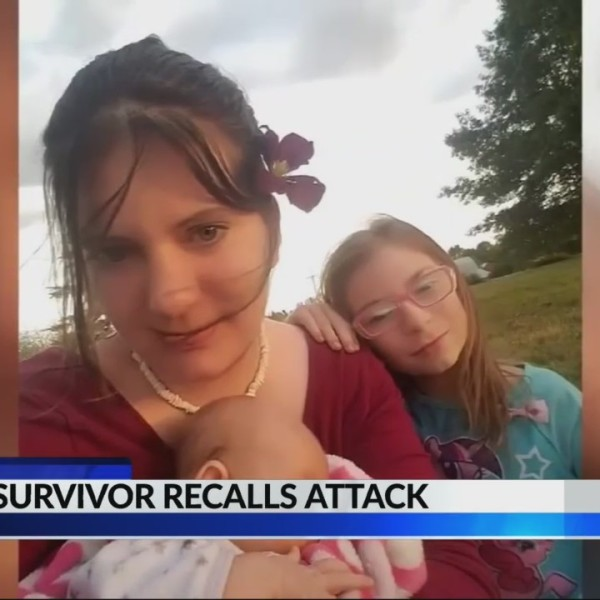 Eight year old Hailey Grimm speaks out after incident