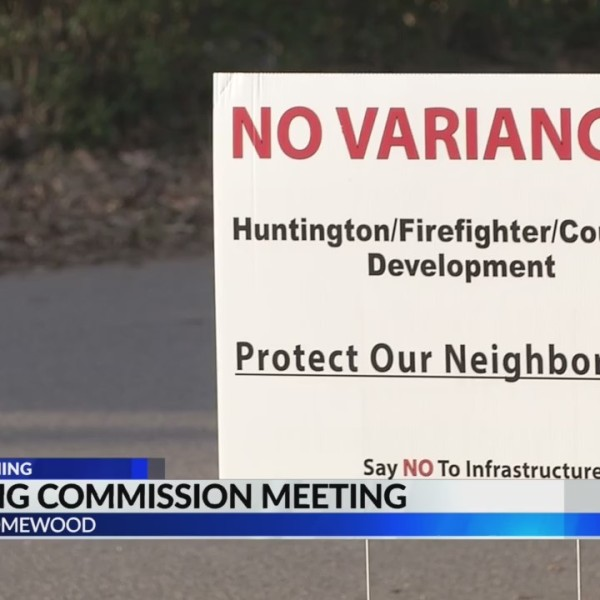 Homewood Re-zoning Decision Delayed