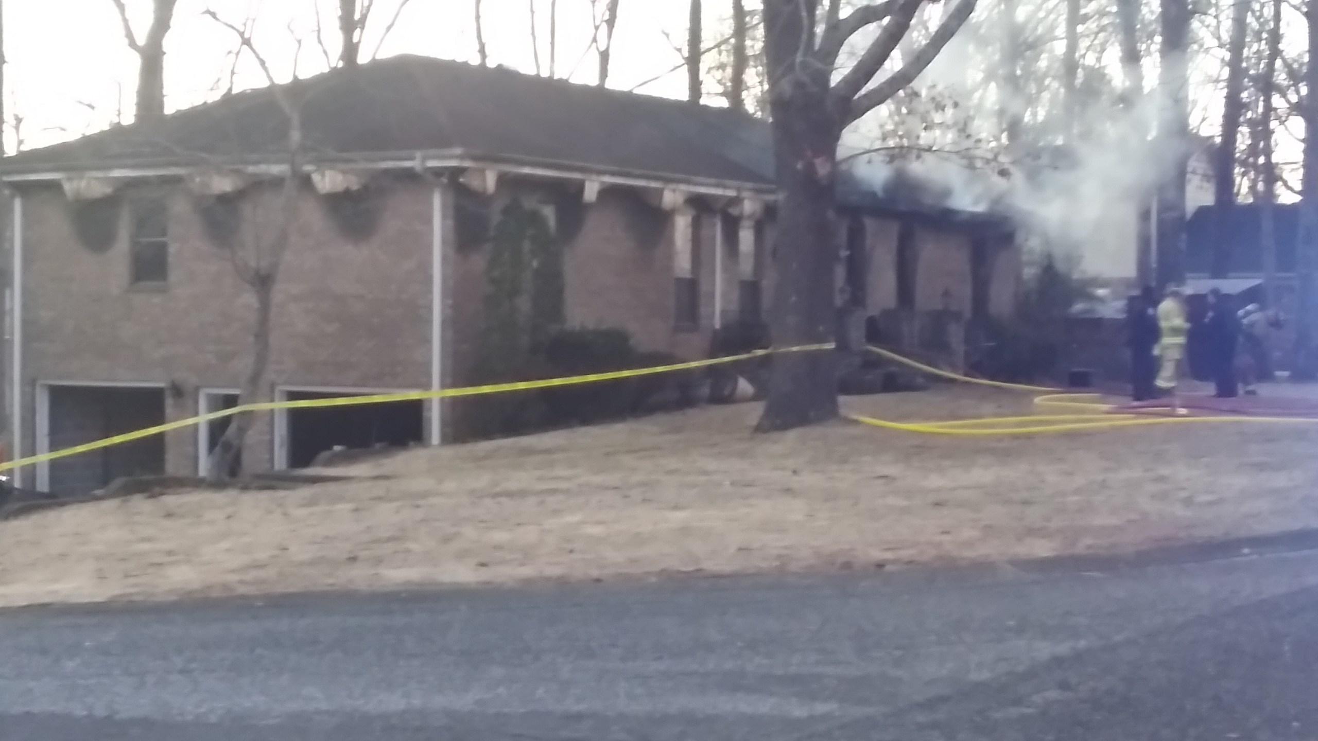 Jan 31 Morning House fire 2