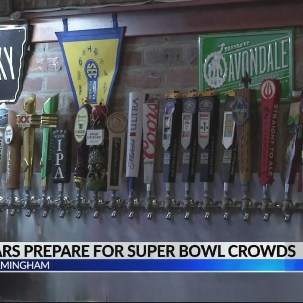 Local bars prepare for Super Bowl crowds