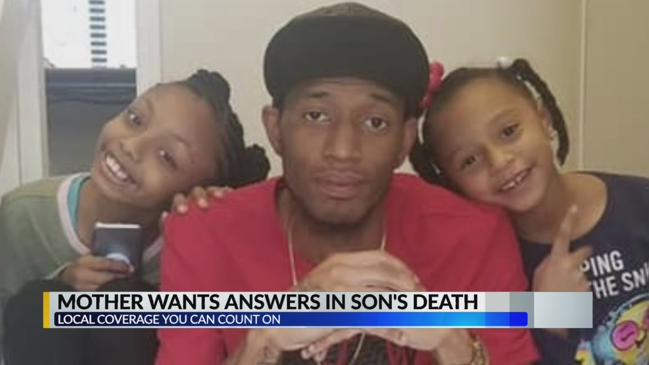 Mother of random drive-by shooting victim speaks out