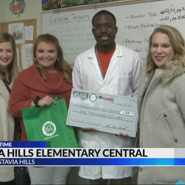 One Class at a Time: Vestavia Hills Elementary