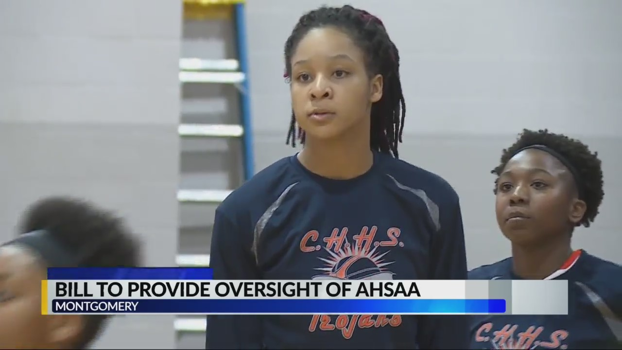 Representives looking to write bill for AHSAA