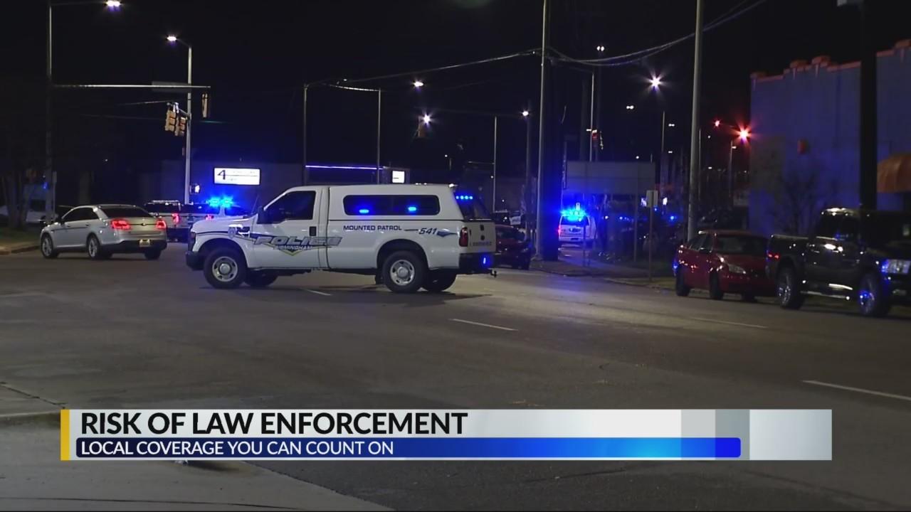 Risk for law enforcement