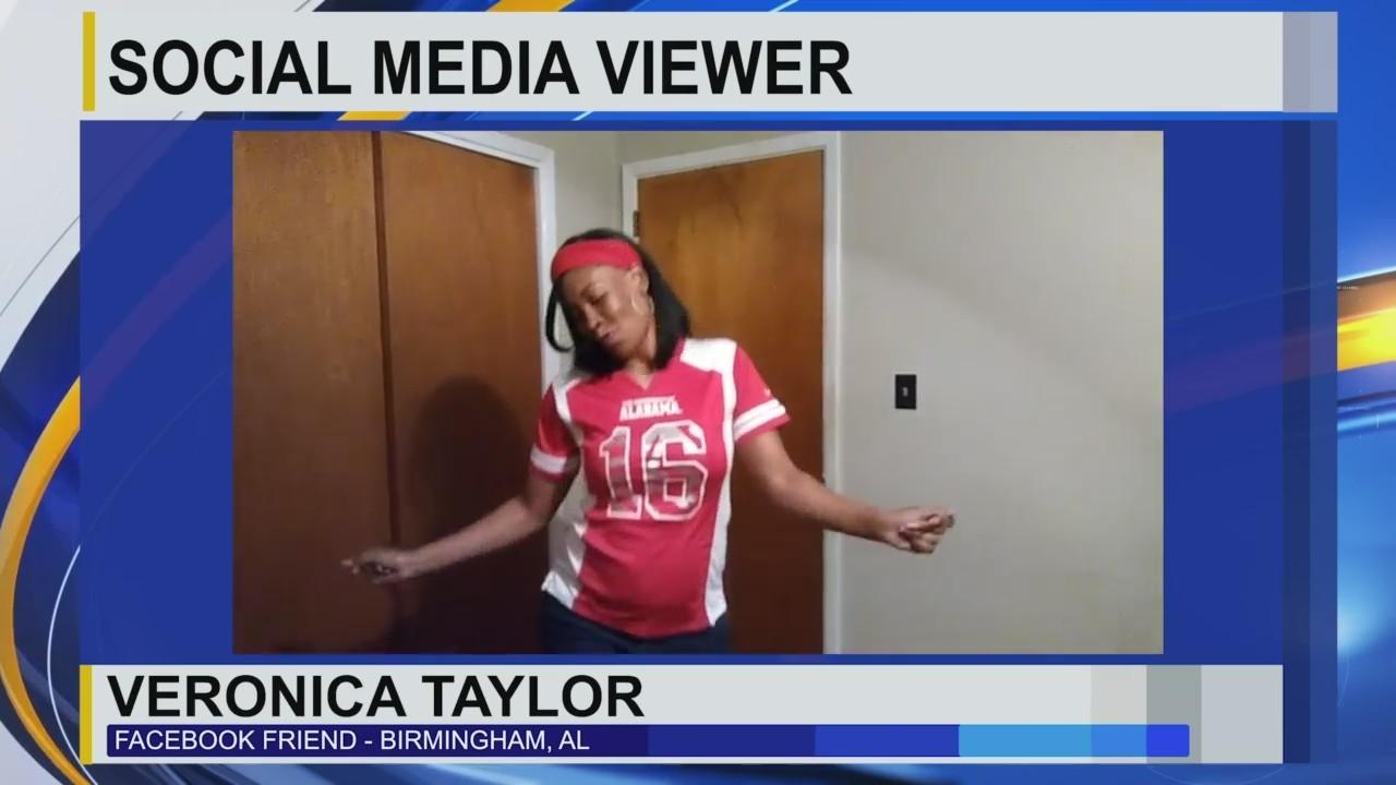 Social Media Viewer of the Week - Veronica