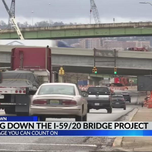 The I-59/20 closure: A look at driver options