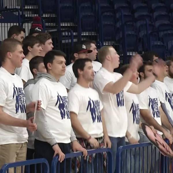 Viral Sensation becomes Samford Basketball T-Shirt