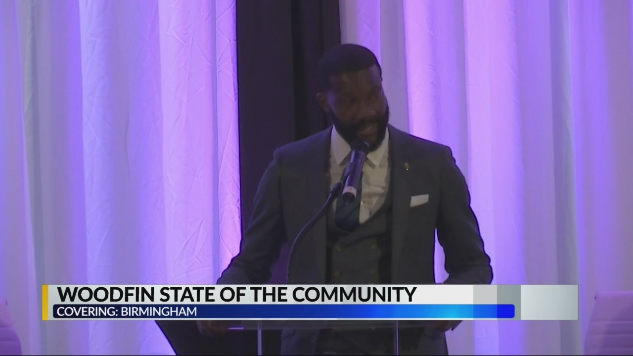 Woodfin State Of The Community Address