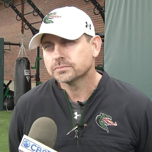 Bill Clark on first UAB Spring practice of 2019