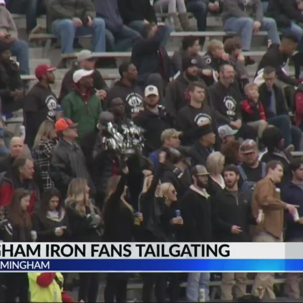 Birmingham Iron fans share their excitement over the new AAF team