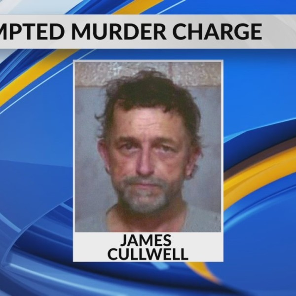 Blount County murder charge