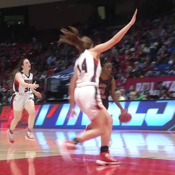 Central Tuscaloosa Defeats Brewer 45-41 to go to State Title Game for the Third Time in Four Years