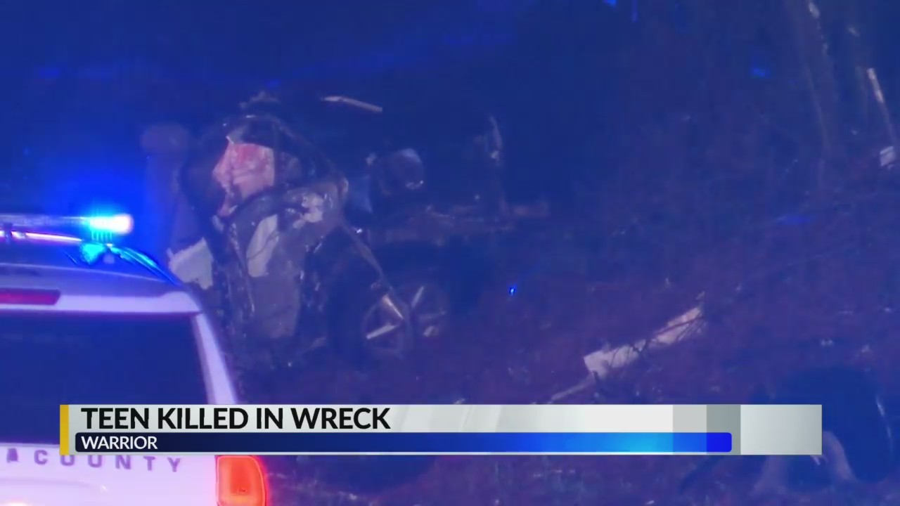 Fatal accident in Warrior