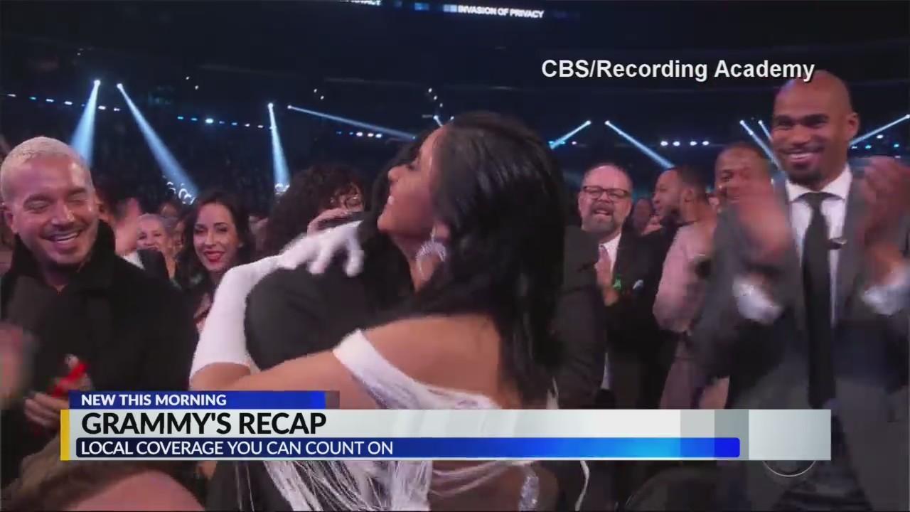 Grammy Awards Big Night for Women - Recap