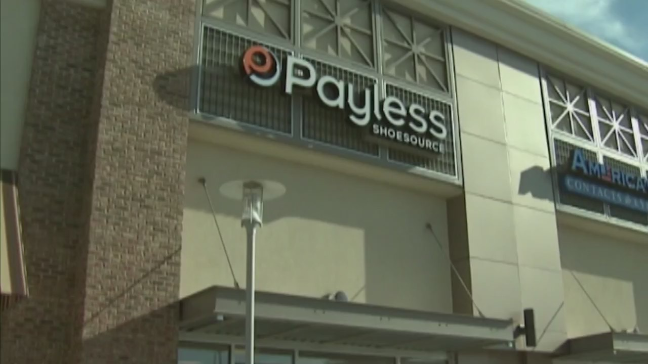 Payless to close by the end of May