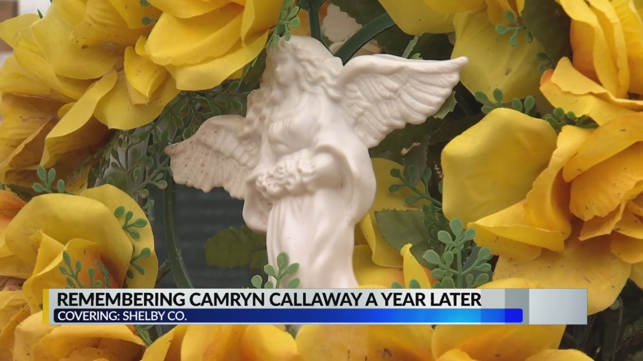 "Remembering Camryn ""Cici"" Callaway one year later"