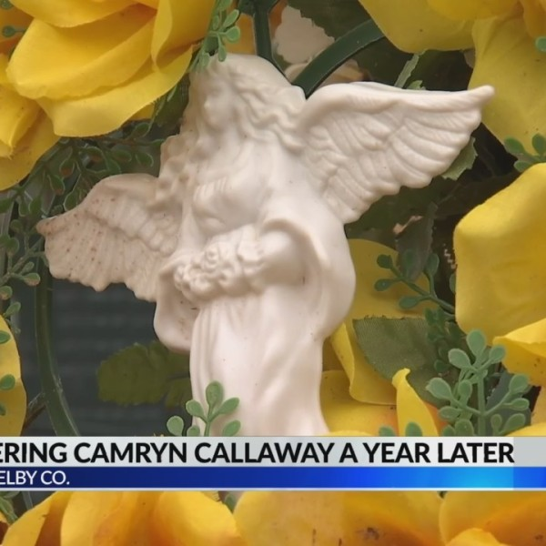 """Remembering Camryn """"Cici"""" Callaway one year later"""