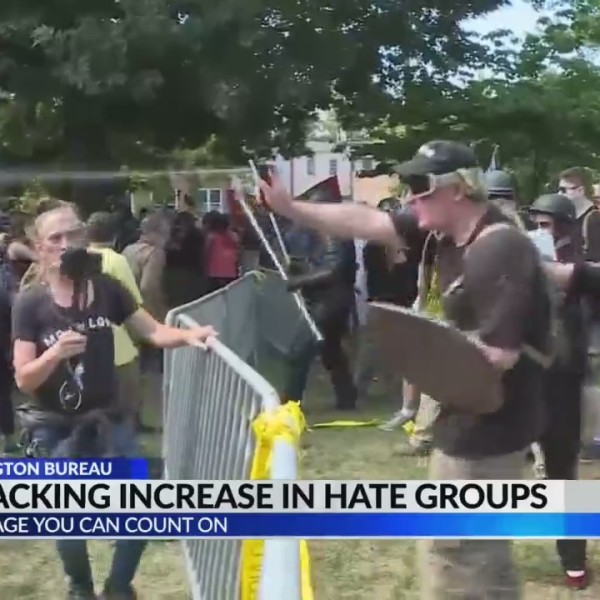 SPLC tracking increase in hate groups in U.S.