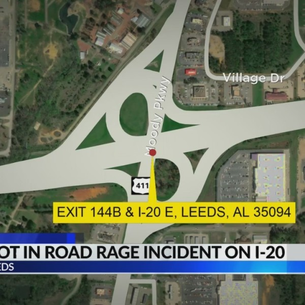 Two shot in road rage incident on I-20