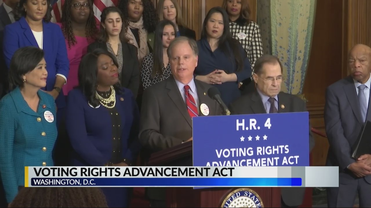 Voting Rights Advancement Act